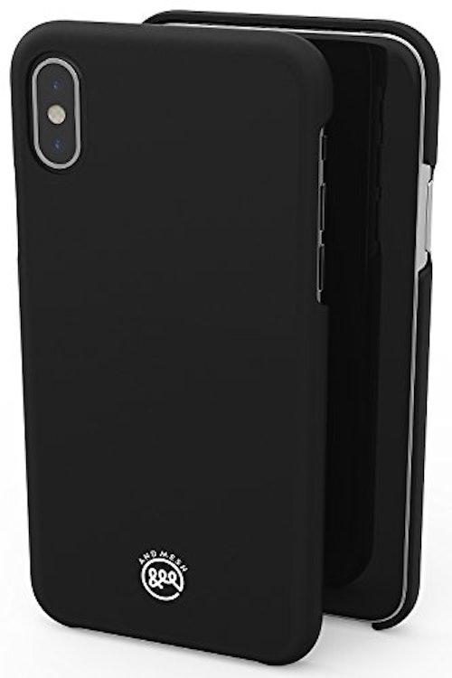 Hamee iPhone X ケース Basic Case 1枚目