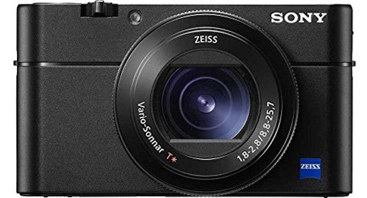 ソニー  デジタルスチルカメラ サイバーショット ®『RX100V』 DSC-RX100M5 1枚目