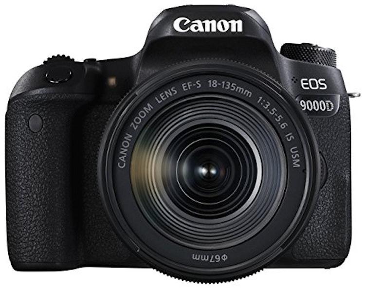 Canon  デジタル一眼 EOS 9000D レンズキット 1枚目