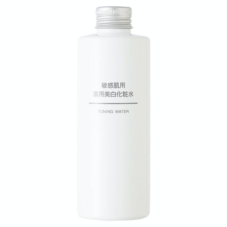 無印良品 敏感肌用薬用美白化粧水 1枚目