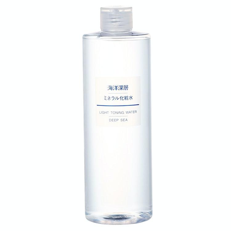 無印良品 海洋深層ミネラル化粧水 1枚目