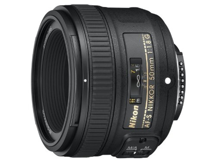 Nikon AF-S NIKKOR 50mm f/1.8G 1枚目