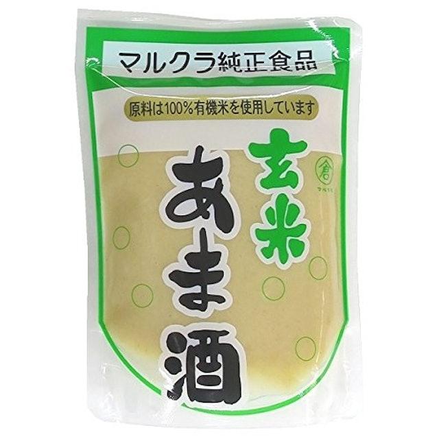 マルクラ 玄米あま酒 1枚目