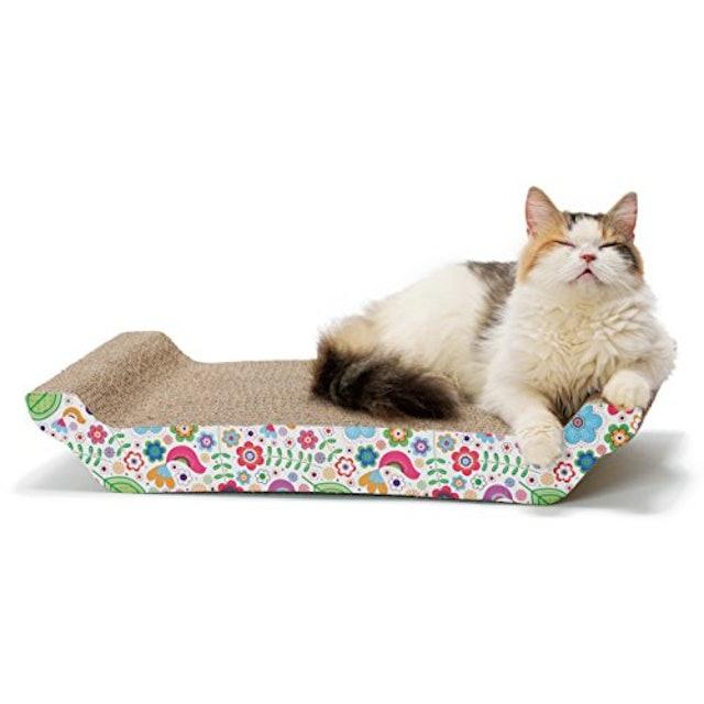 猫壱 バリバリ ベッド 1枚目
