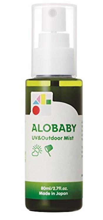 ALOBABY UV&アウトドアミスト 80ml 1枚目