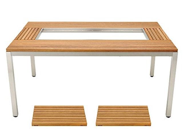 スノーピーク ガーデンユニットテーブル  1枚目