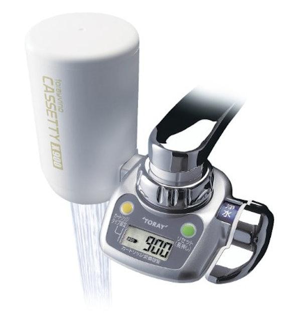 浄水器 蛇口直結型 トレビーノ カセッティ MK203Xの画像