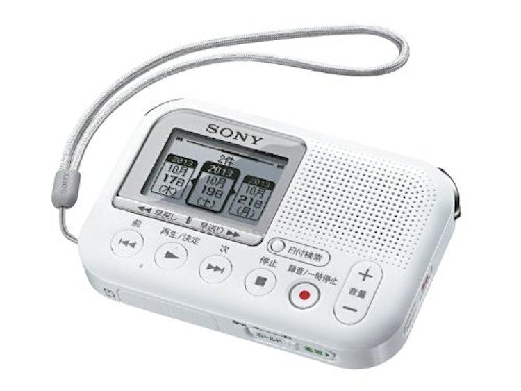 メモリーカードレコーダー 『ICD-LX31』の画像