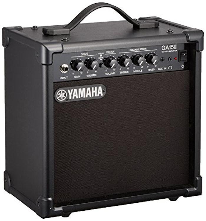 YAMAHA ギターアンプ GA15II 1枚目