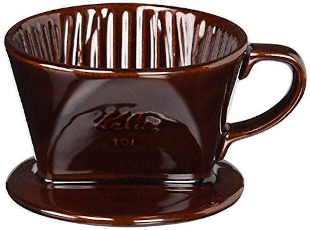 陶器製コーヒードリッパーの画像