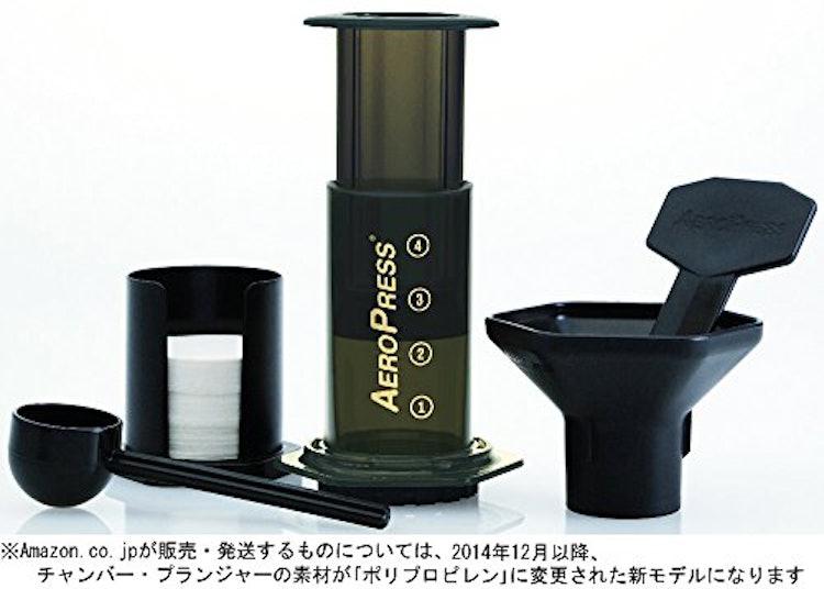 エアロビー エアロプレス コーヒーメーカー 1枚目