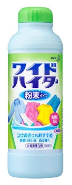 花王 ワイドハイター 衣料用漂白剤 粉末 1枚目