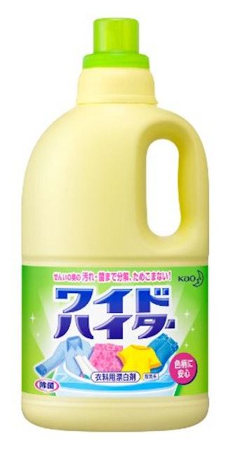 ワイドハイター 衣料用漂白剤 液体の画像