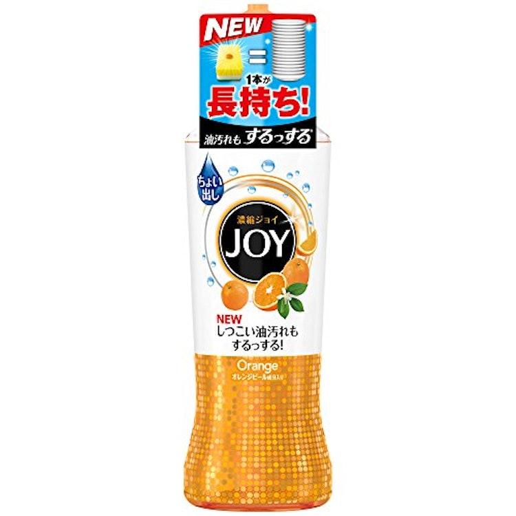 P&G ジョイ 食器用洗剤 オレンジピール成分入り 1枚目