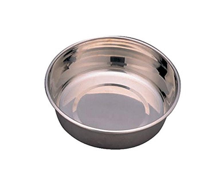 アイリスオーヤマ ステンレス製食器 小型犬用  1枚目