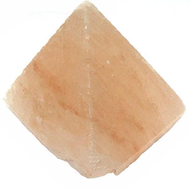 ヒマラヤ岩塩 ピンクソルトのピラミッドの画像