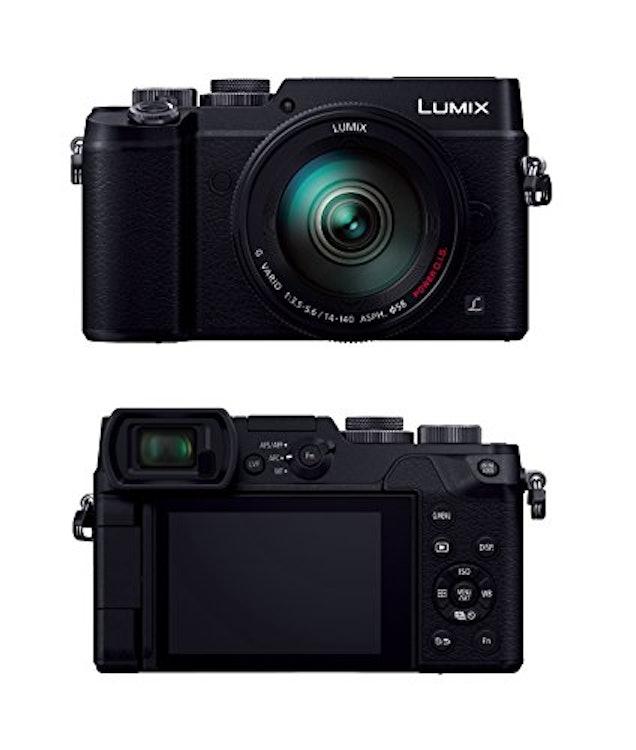 パナソニック ミラーレス一眼カメラ ルミックス GX8 1枚目