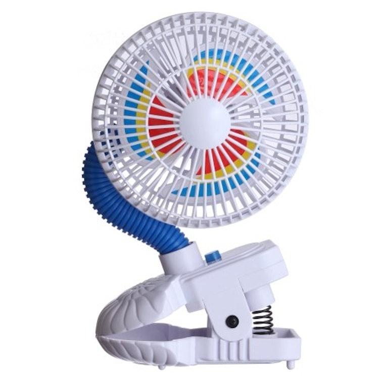 ベビーカー扇風機 ピンホイール・ファンの画像