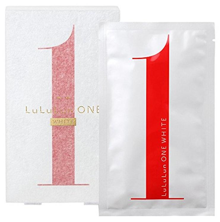 ルルルン ONE WHITE  1枚目