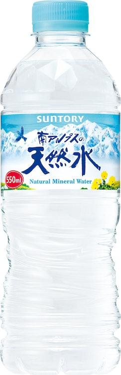 サントリー 南アルプスの天然水 550ml×24本 1枚目