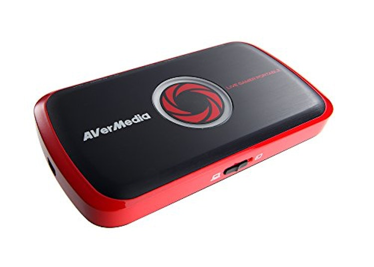AVerMedia Live Gamer Portable AVT-C875 1枚目