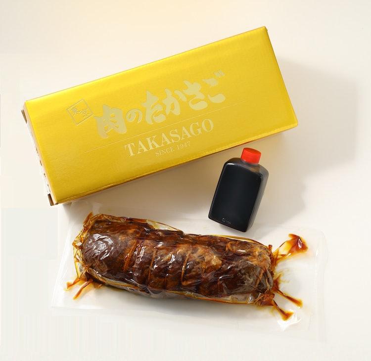 肉のたかさご たかさごの東京やき豚 650g 1枚目