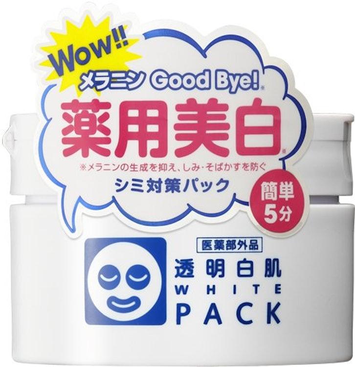 石澤研究所 透明白肌 薬用ホワイトパックN 1枚目