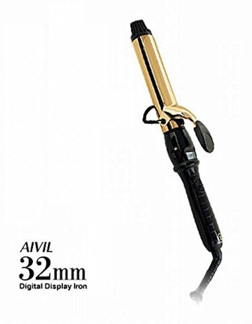 トリコ インダストリーズ アイビル D2 アイロン 32mm 1枚目