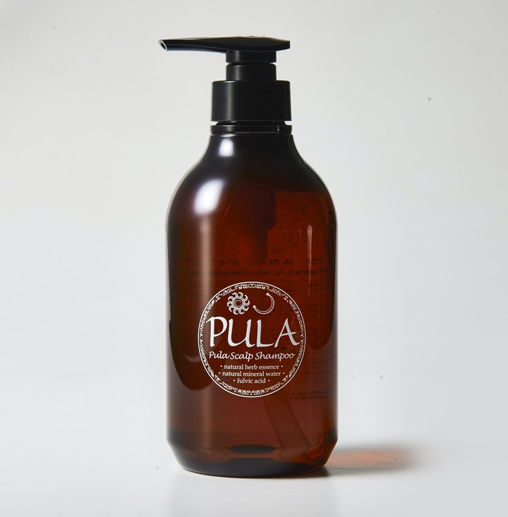PULA プーラスカルプ シャンプー 1枚目