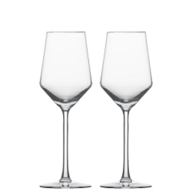 ショット ツヴィーゼル ピュア リースリング ワイングラス 6脚 1枚目