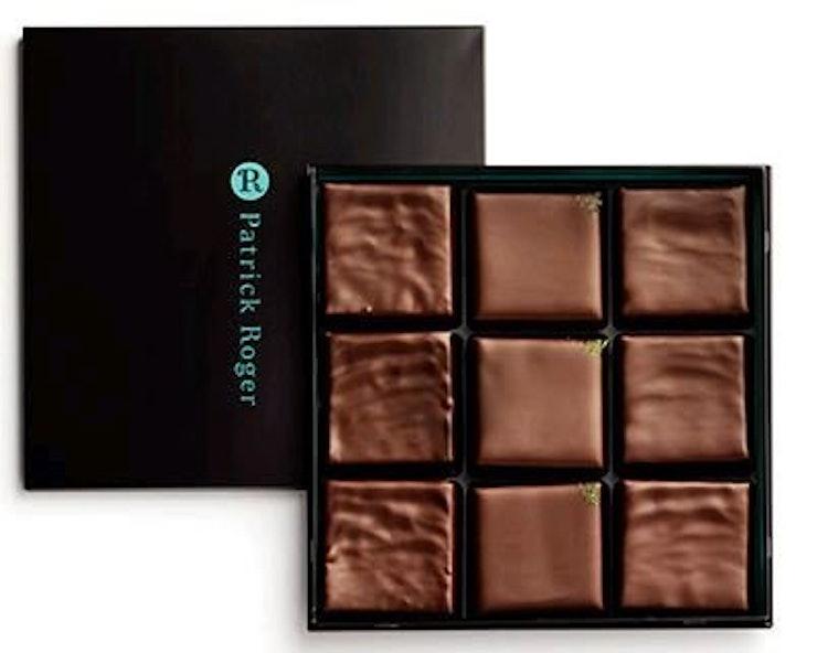 パトリック・ロジェ パトリック・ロジェさんの絶品チョコレート (アソートメント, 9個入り) 1枚目