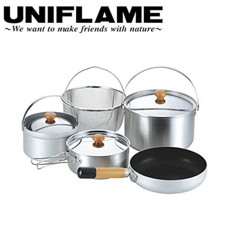 UNIFLAME fan5duo  1枚目