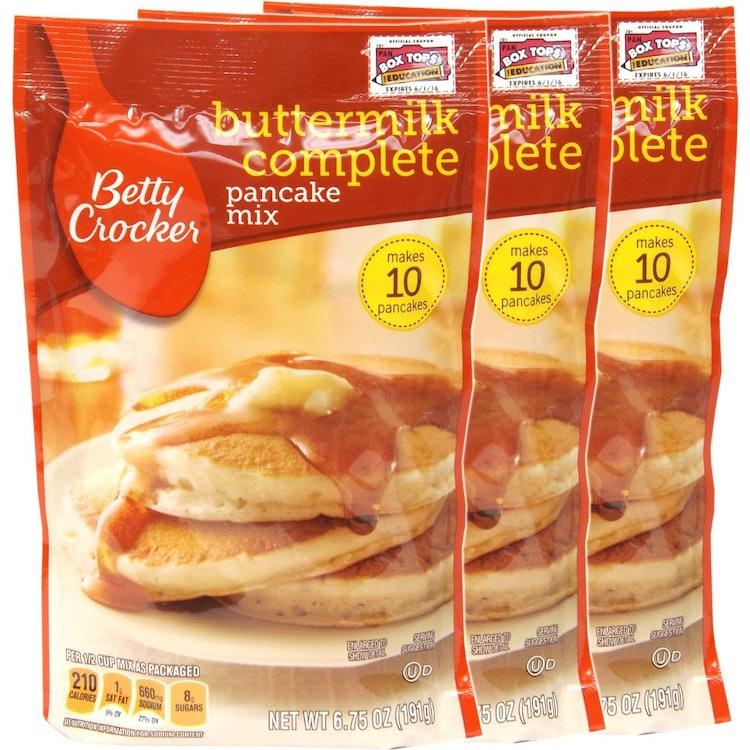 ベティクロッカー パンケーキミックス (バターミルク) 3セット 1枚目