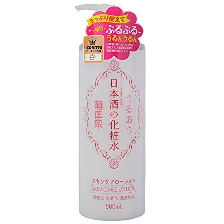菊正宗酒造 日本酒の化粧水 1枚目