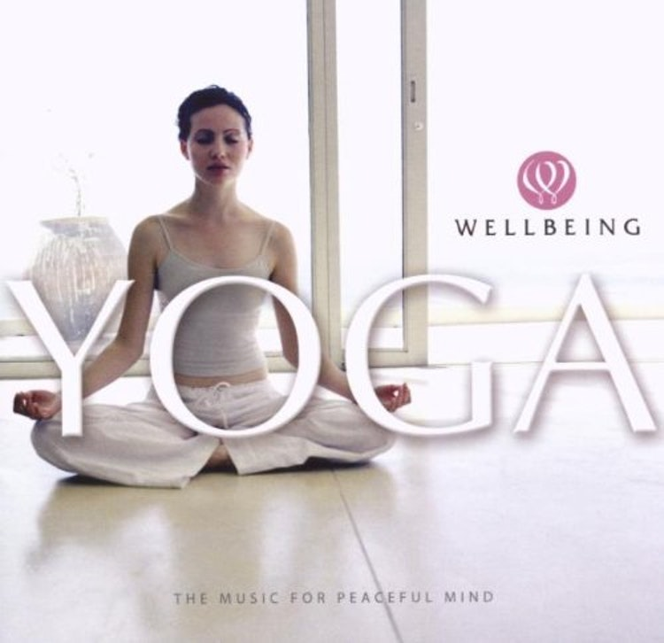 Della Inc. YOGA〜THE MUSIC FOR  PEACEFUL MIND 1枚目