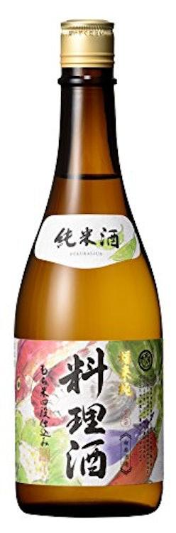白扇酒造 福来純 純米料理酒 1枚目
