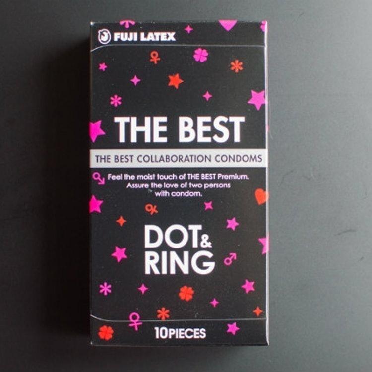 不二ラテックス THE BEST DOT & RING 1枚目