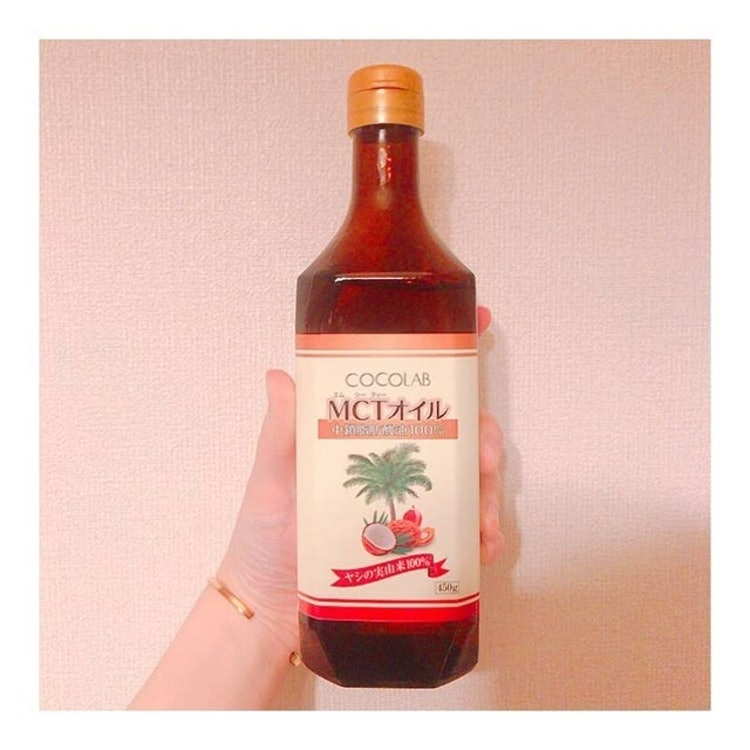 COCOLAB MCTオイル 中鎖脂肪酸油 純度100% 450g 1枚目
