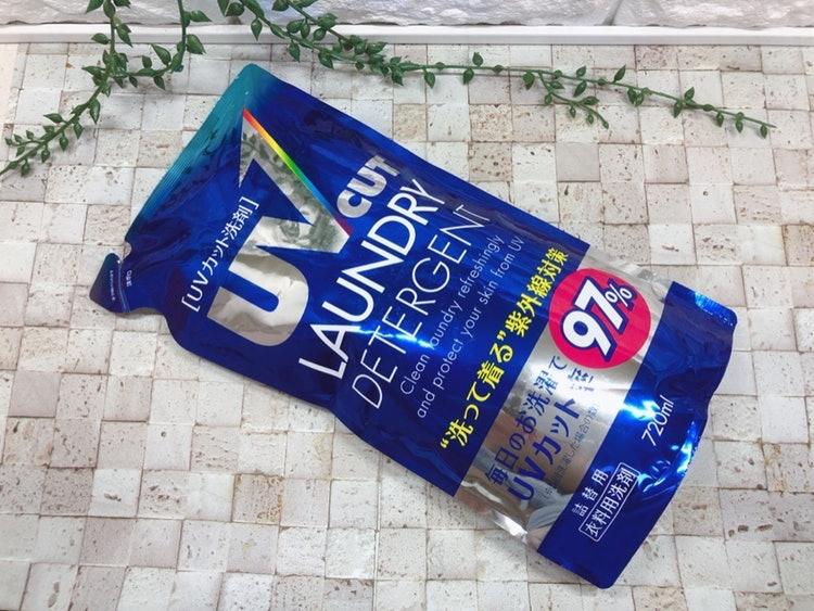 ファーファ UVカット液体洗剤 ベビーフローラルの香り 1枚目