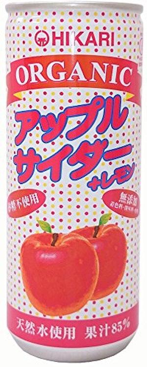 光食品 オーガニックアップルサイダー+レモン 1枚目