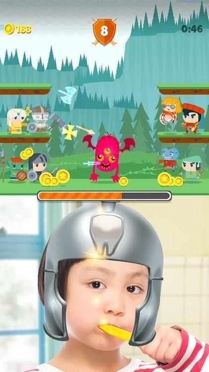 LITALICO はみがき勇者 1枚目