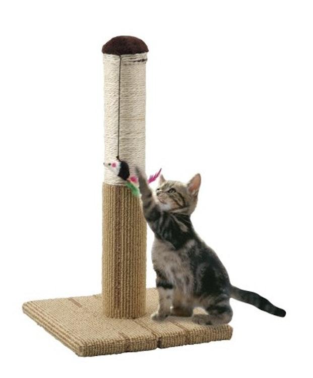 マルカン どこでもツメとぎタワーS 猫用 1枚目