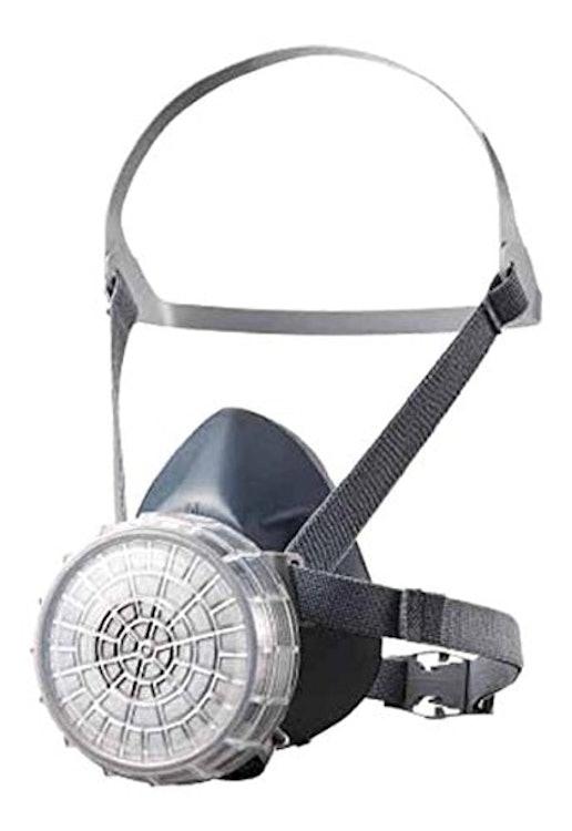 重松製作所 シゲマツ 直結式小型防毒マスク 1枚目