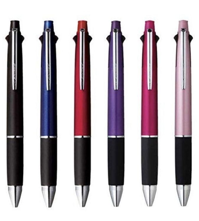 三菱鉛筆 ジェットストリーム多機能ペン4&1 1枚目