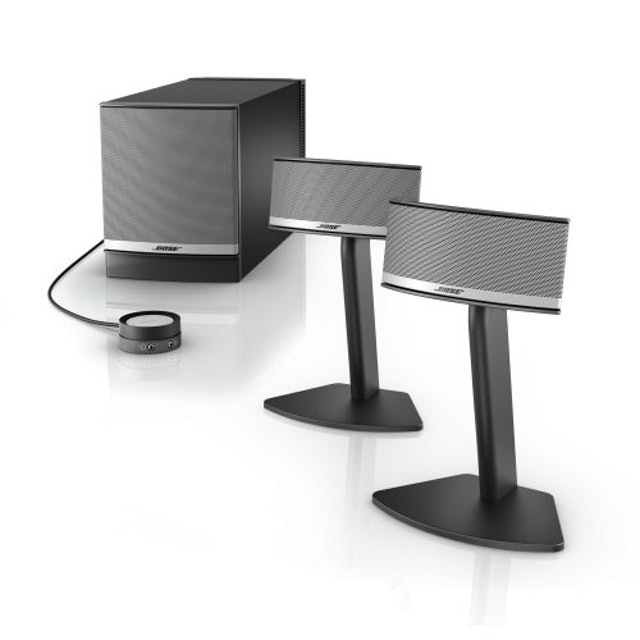 BOSE Companion 5 multimedia speaker system PCスピーカー  1枚目
