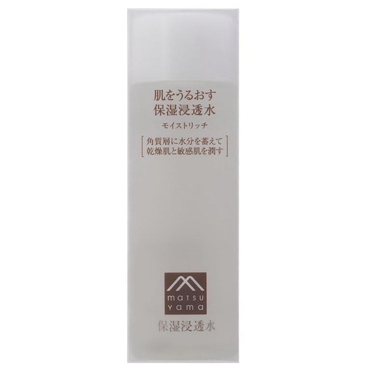 松山油脂 肌をうるおす保湿浸透水 モイストリッチ 1枚目