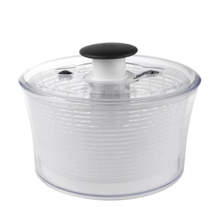 サラダスピナー 野菜水切り器 小の画像