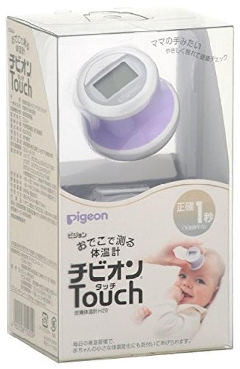 ピジョン おでこで測る体温計 チビオンTouch 1枚目