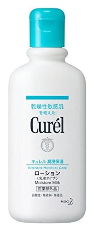 キュレル  ローション 乳液タイプ 1枚目