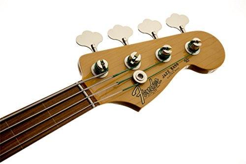 ピックもスラップも指もOK!フレットレス&フラットワウンド弦で独特のサウンド